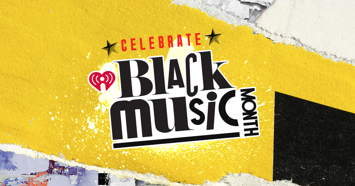 Black Music Month banner