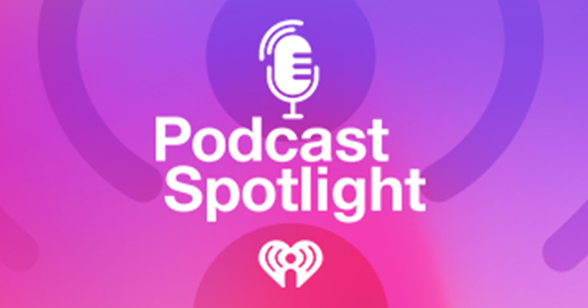 Banner for Podcast Spotlight posts