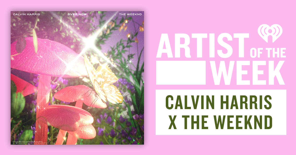 AOTW Calvin Harris x The Weeknd_Banner
