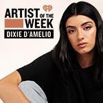 AOTW Dixie D'Amelio_Banner