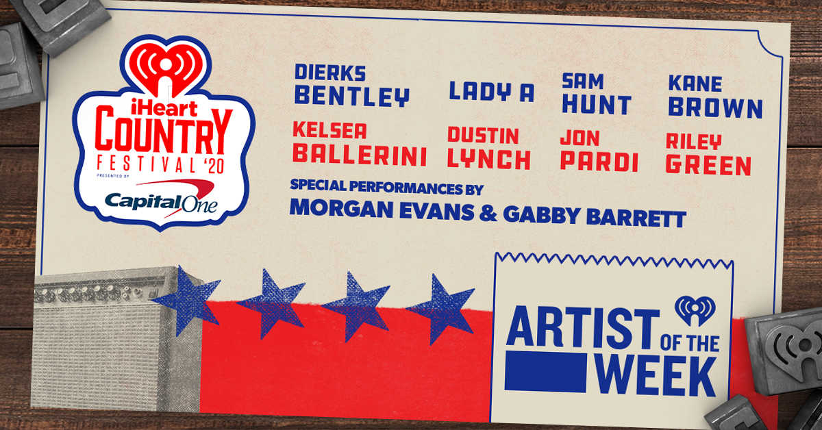 AOTW 7th Annual iHeartCountry Festival_Banner