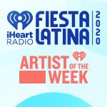 AOTW iHeartRadio Fiesta Latina 2020_Thumb