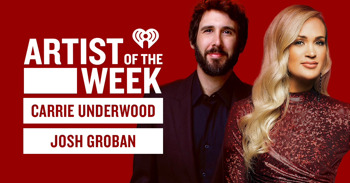 AOTW 2020 iHeartRadio Holiday Special_Banner
