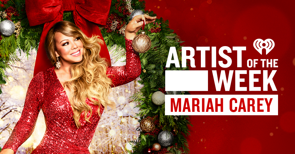 AOTW Mariah Carey_Christmas_Banner