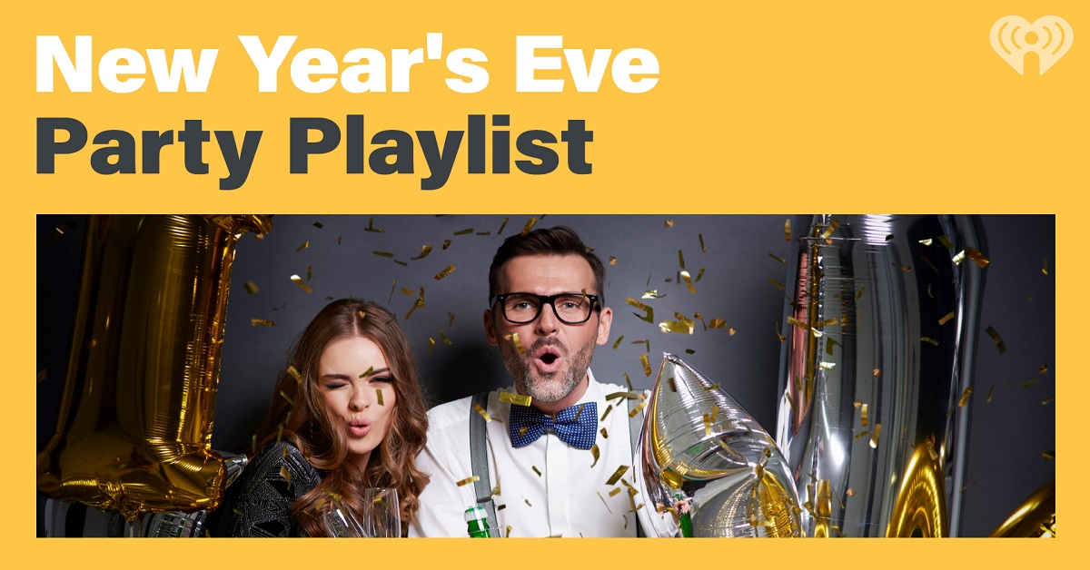 New Year's Eve Party Playlist_Banner