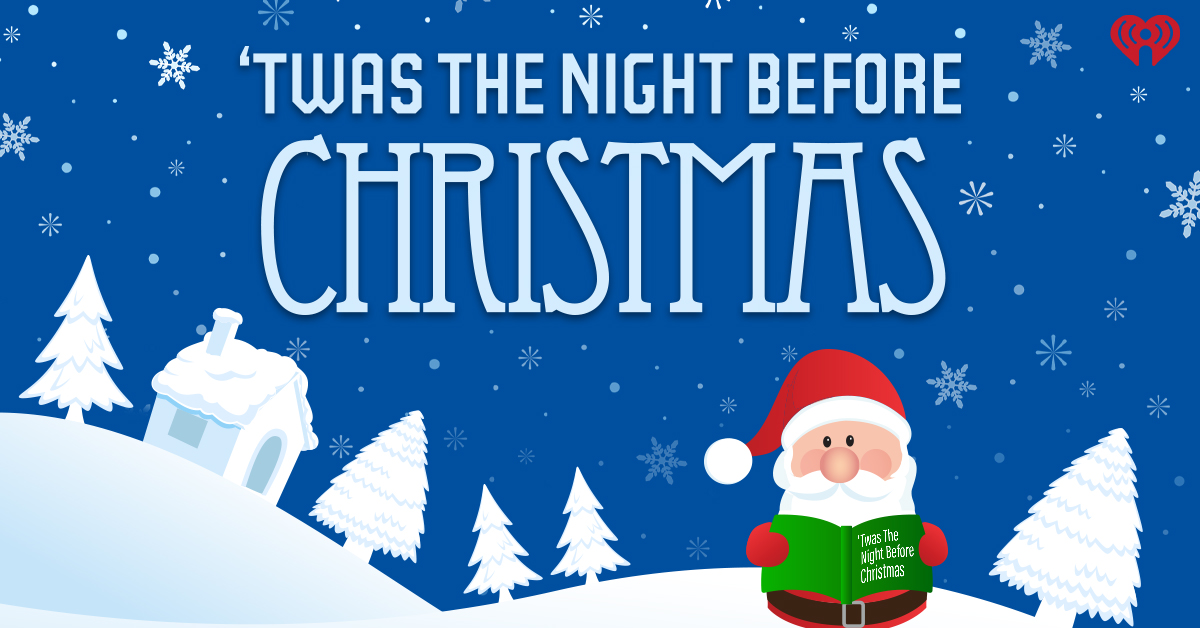 Twas the Night Before Christmas Podcast_Banner