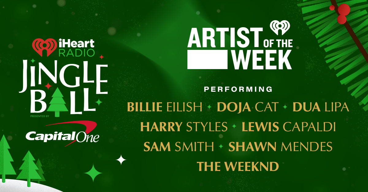 iHeartRadio Jingle Ball 2020_Banner