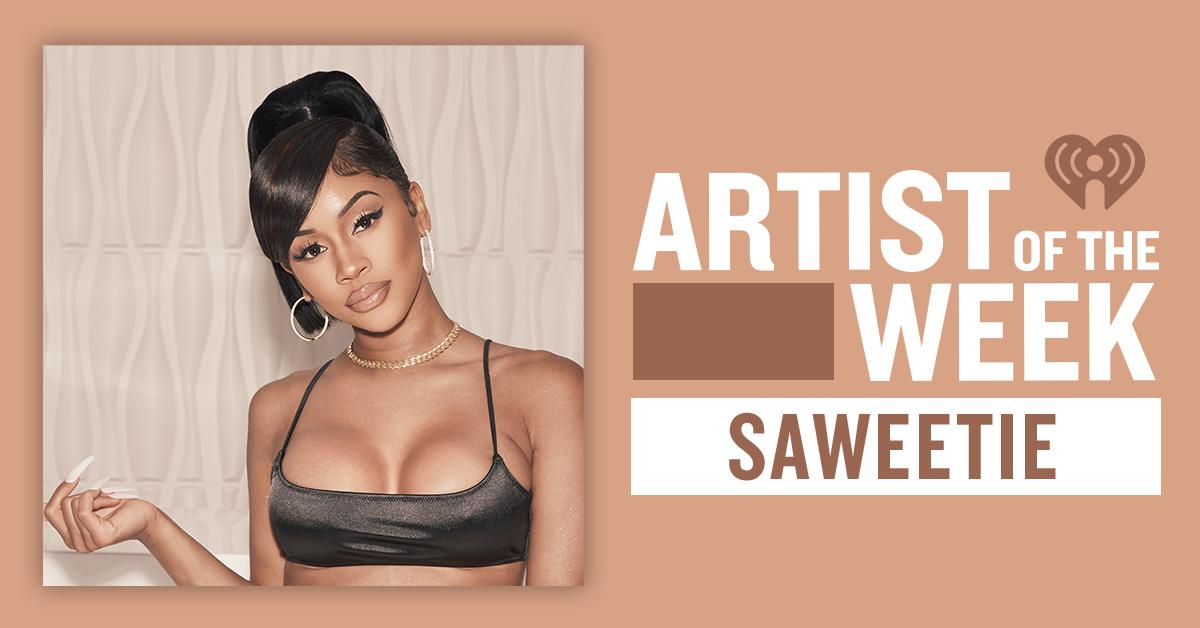 AOTW Saweetie_Banner