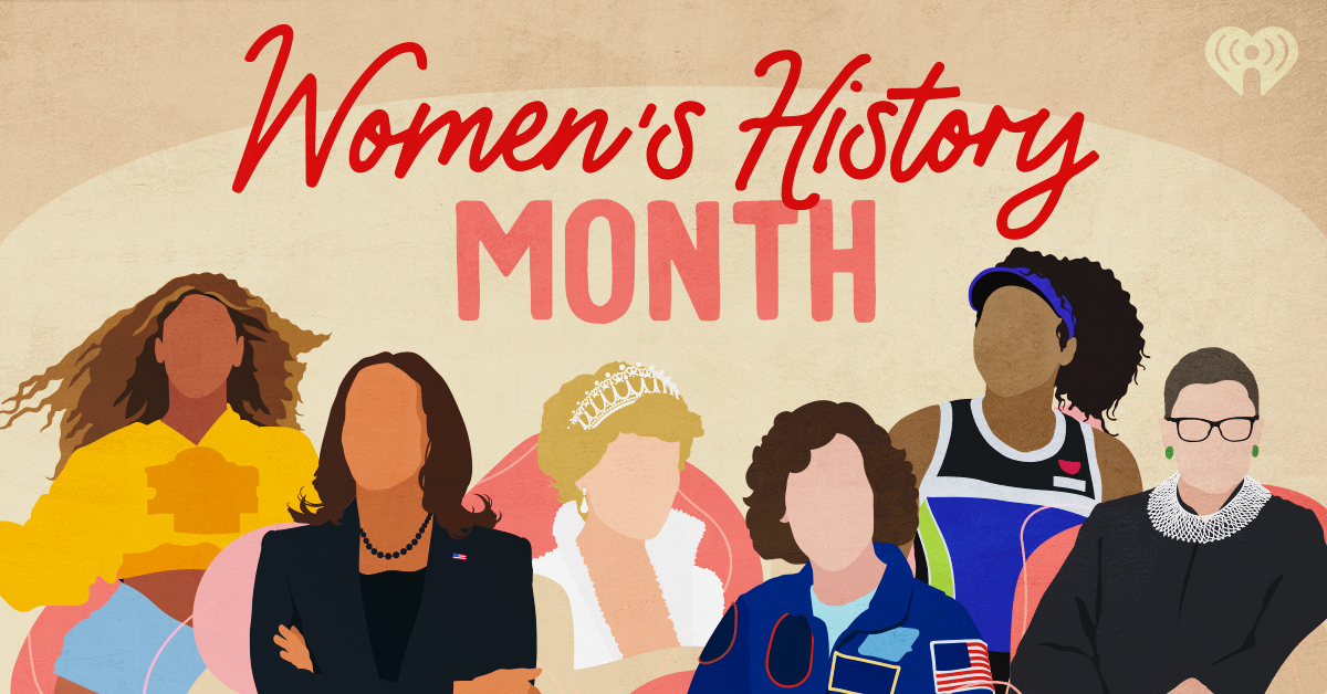 Women's History Month 2021_Banner