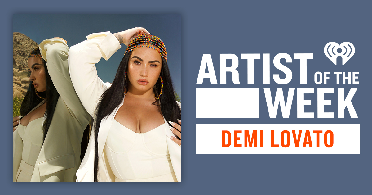 AOTW Demi Lovato_Banner