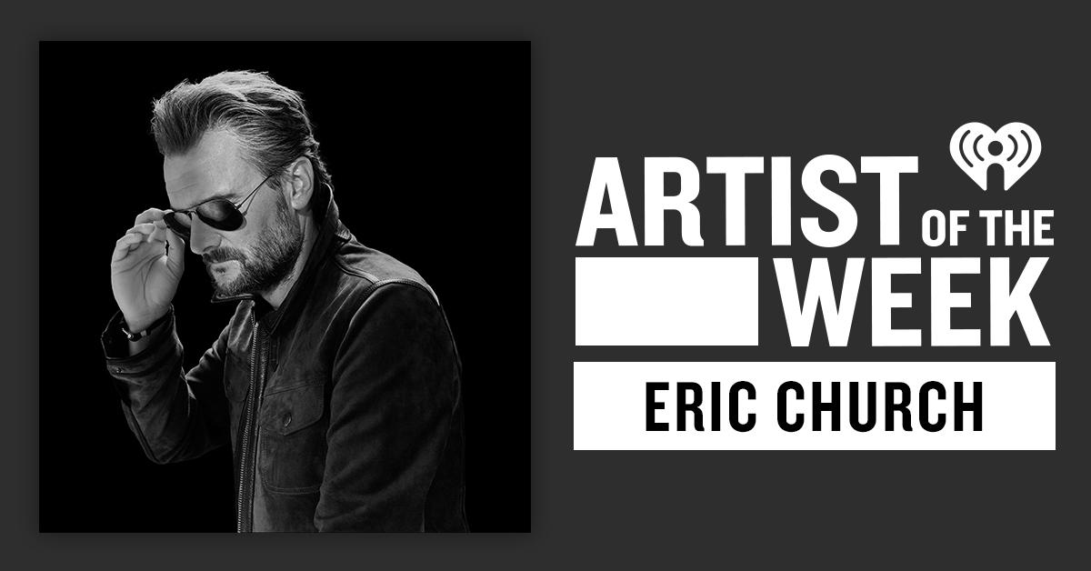 AOTW Eric Church_Banner