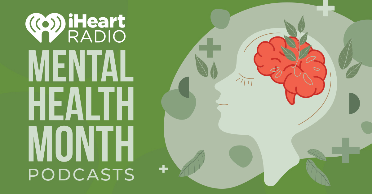 Mental Health Month Podcasts_Banner