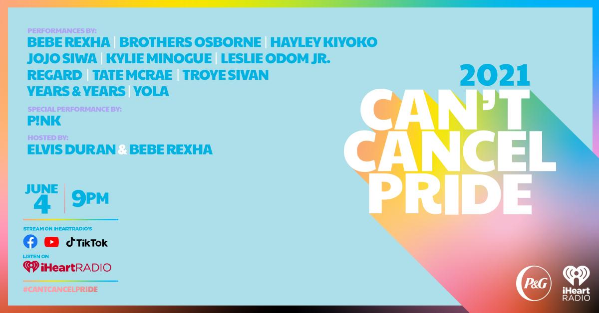 2021 Can't Cancel Pride