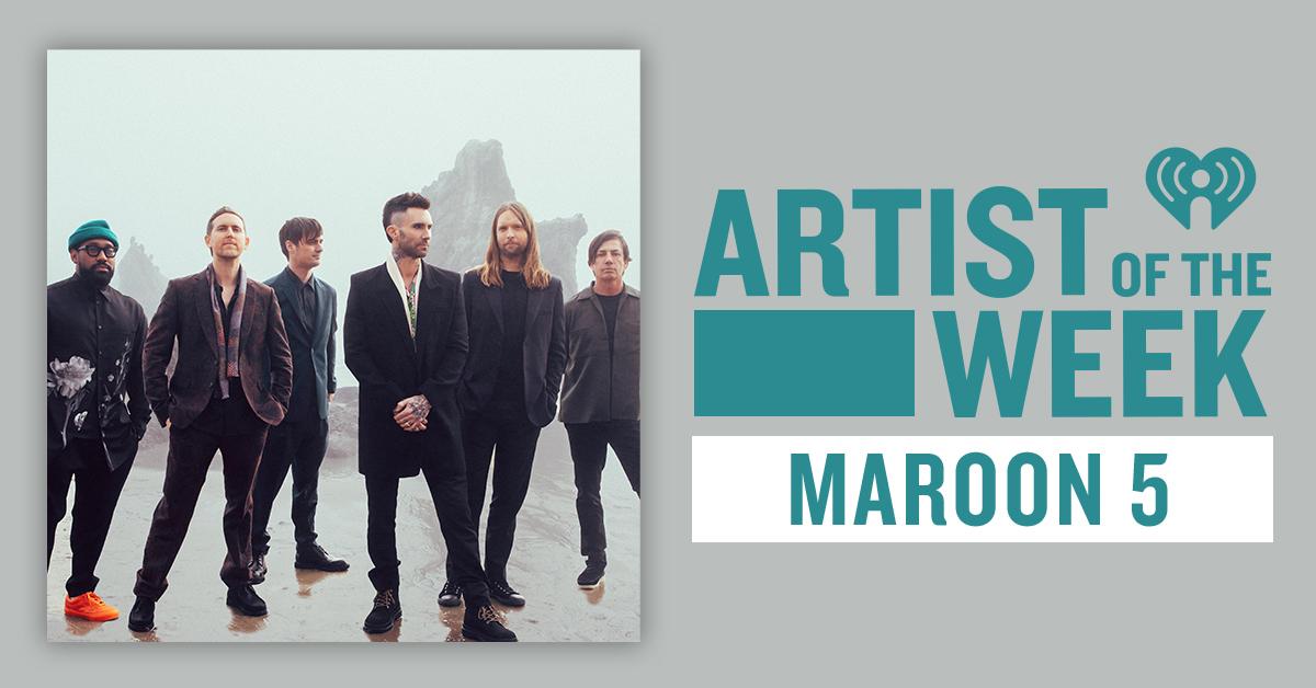 AOTW Maroon 5_Banner