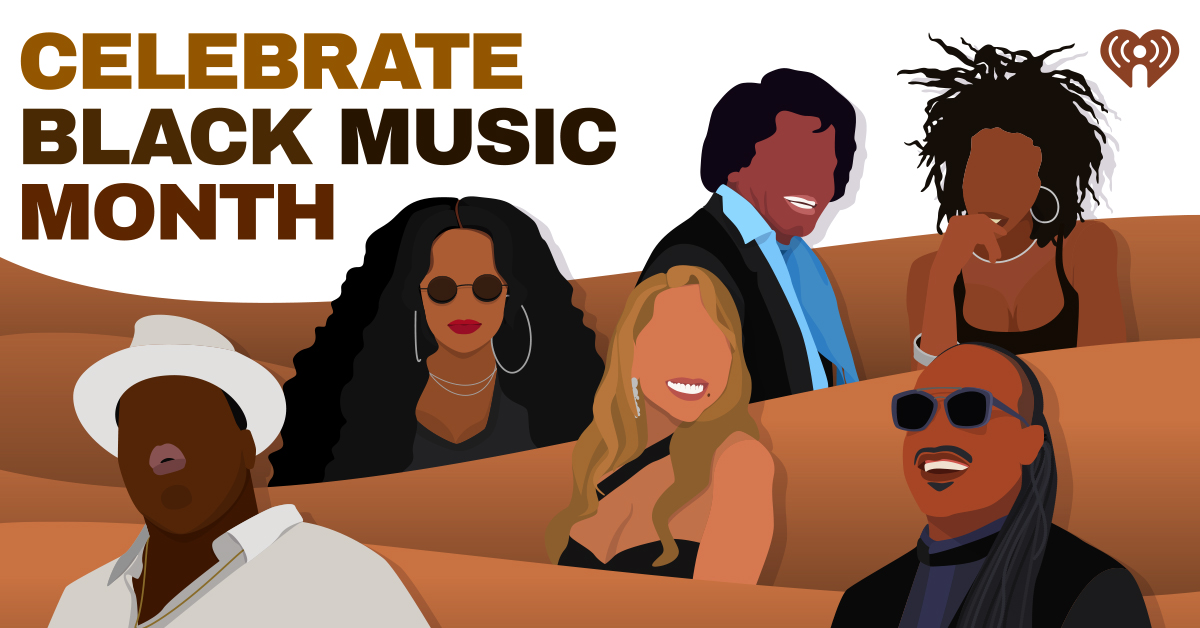 Black Music Month Podcasts 2021_Banner
