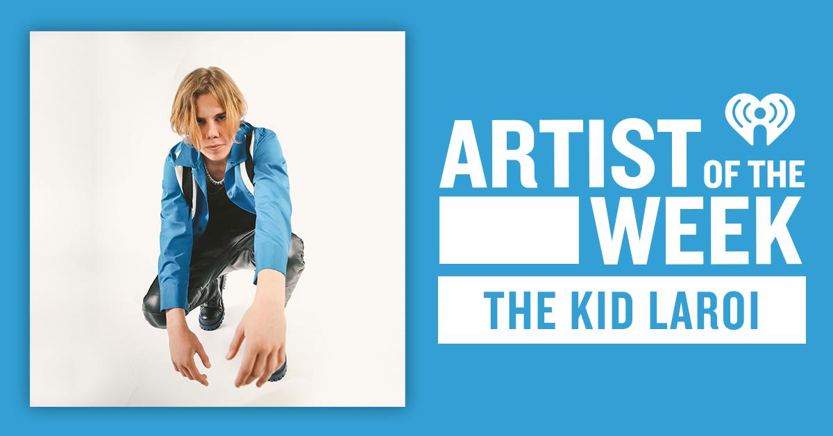 AOTW The Kid LAROI_Banner