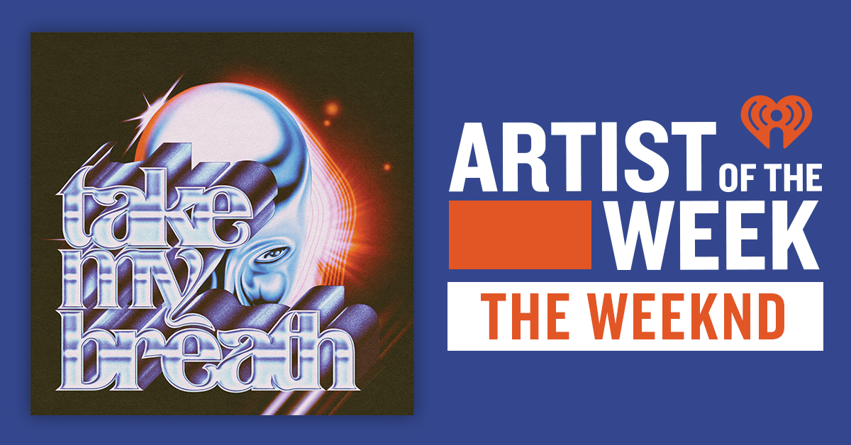 AOTW The Weeknd_Banner
