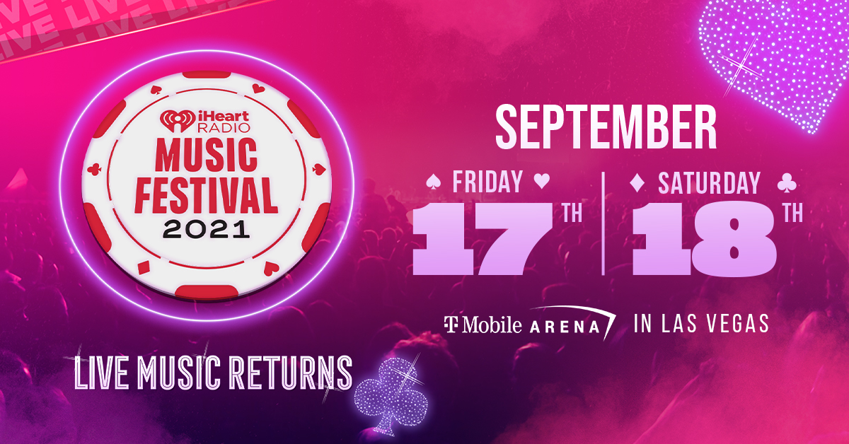 iHeartRadio Music Festival 2021_Banner